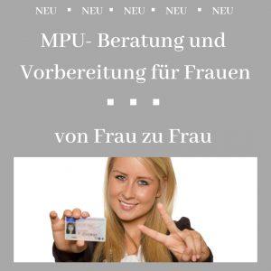 MPU-Vorbereitung für Frauen